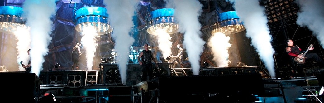 Thousands Sang with Rammstein at Bulgaria's National Stadium